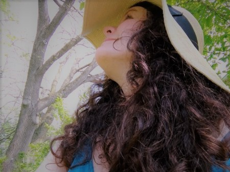 Summer and hat
