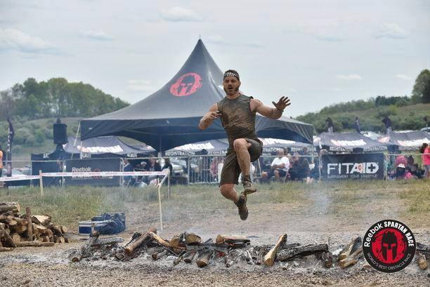John and Spartan Racing