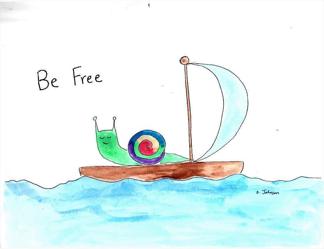 Be Free (1)