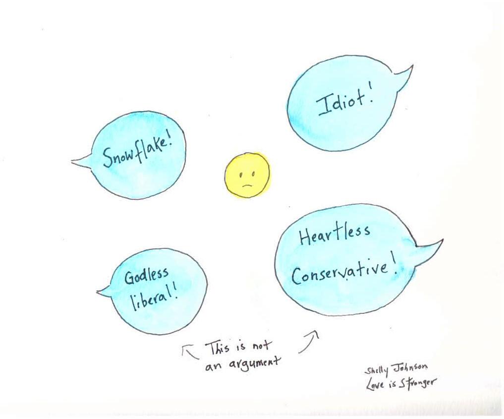 Thinking Mentor Ad hominem