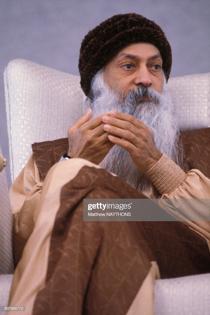 Baghwan Shri Rajneesh #2