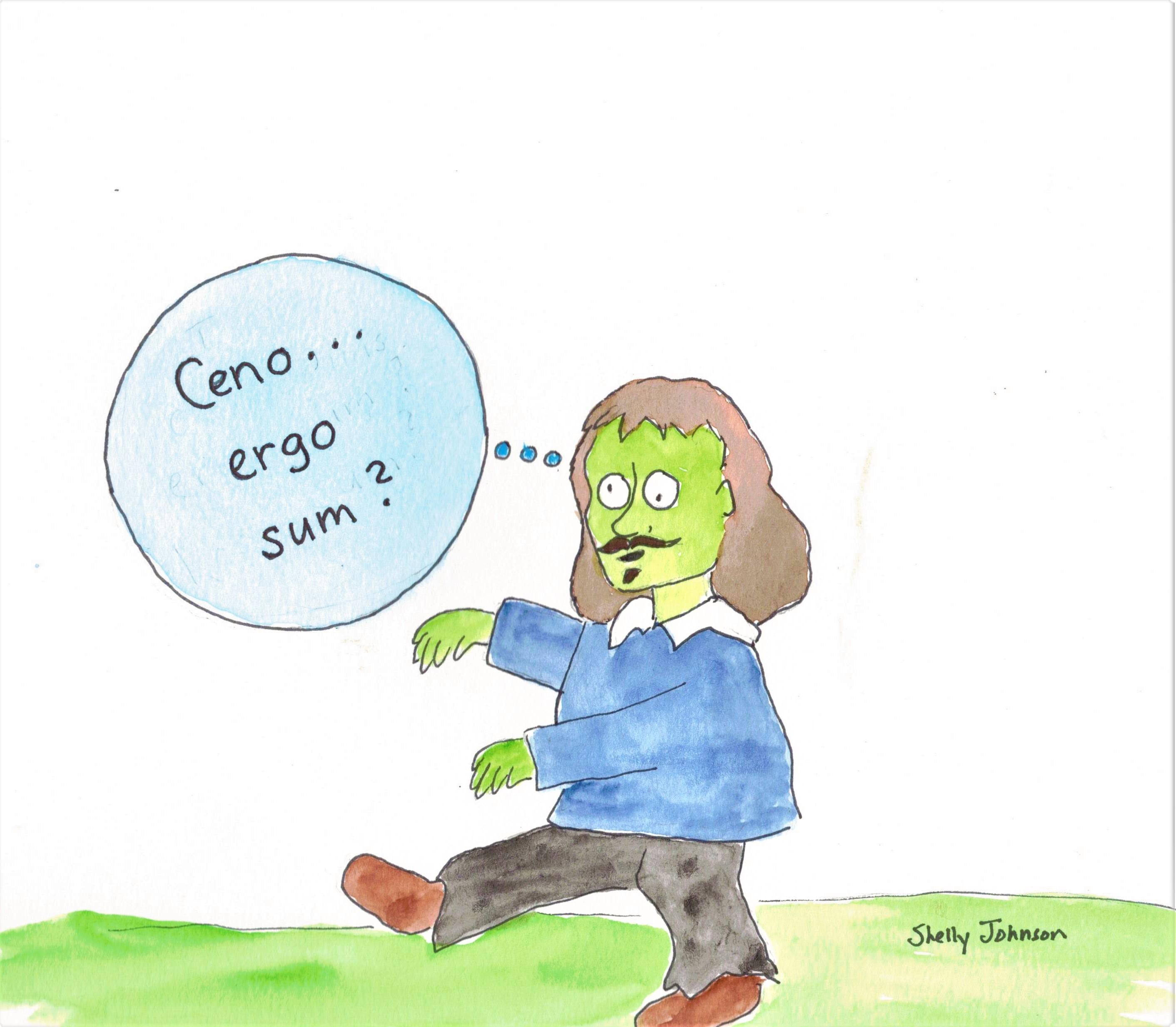 Zombie Descartes