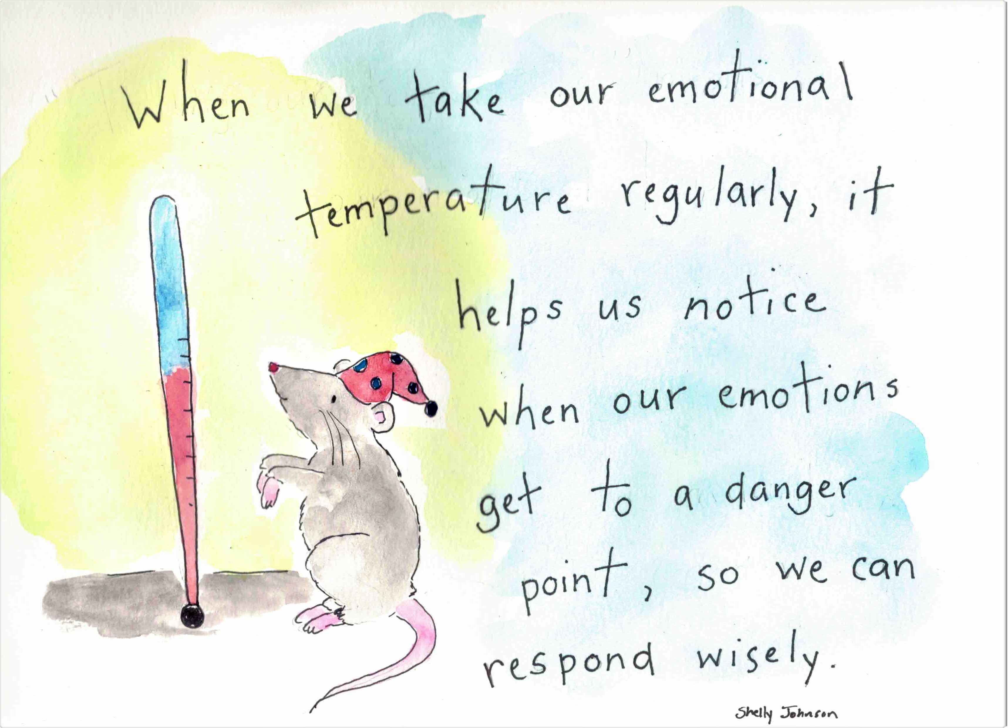 Emotional Temp #2