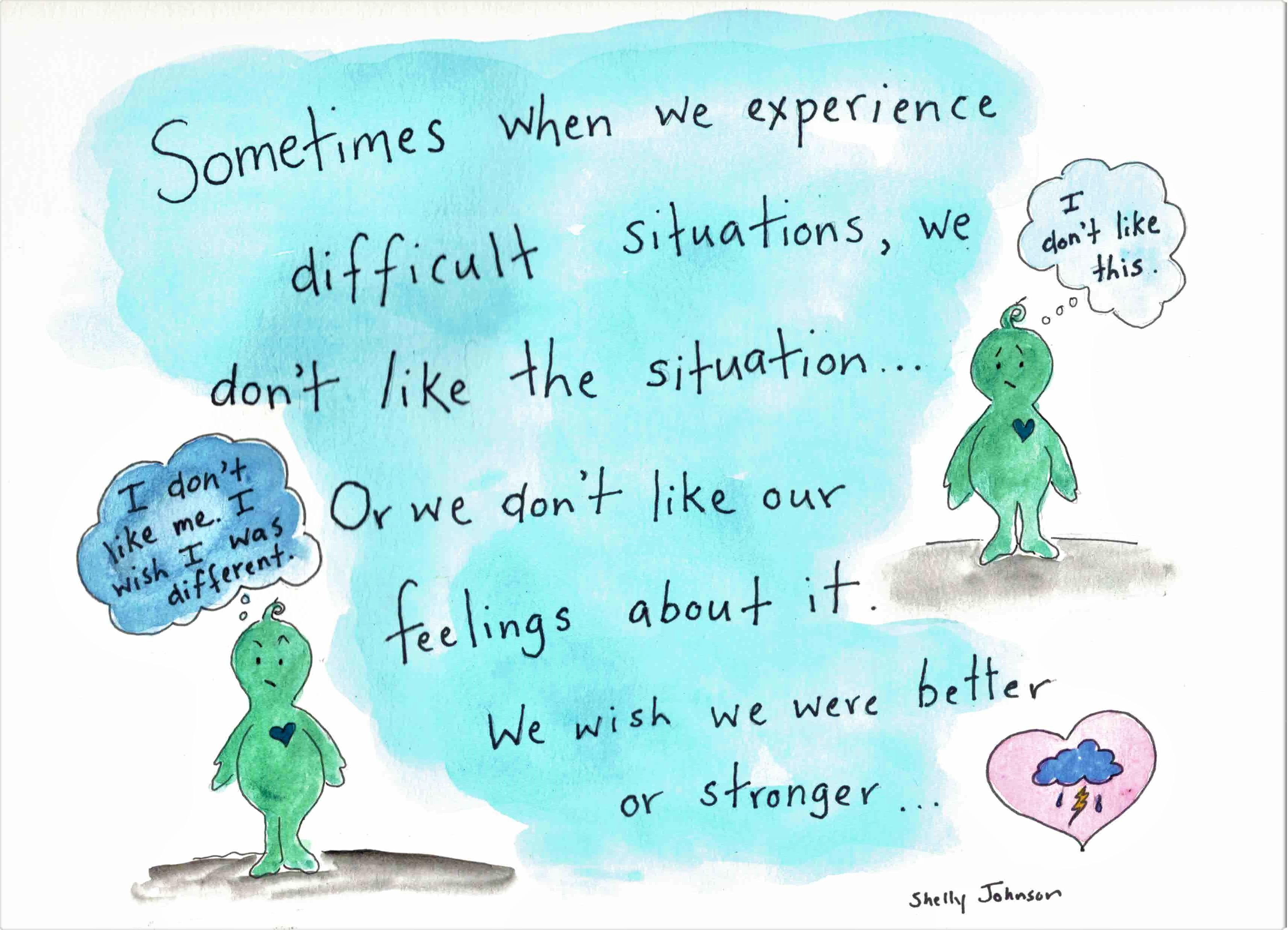 Mindfulness #1
