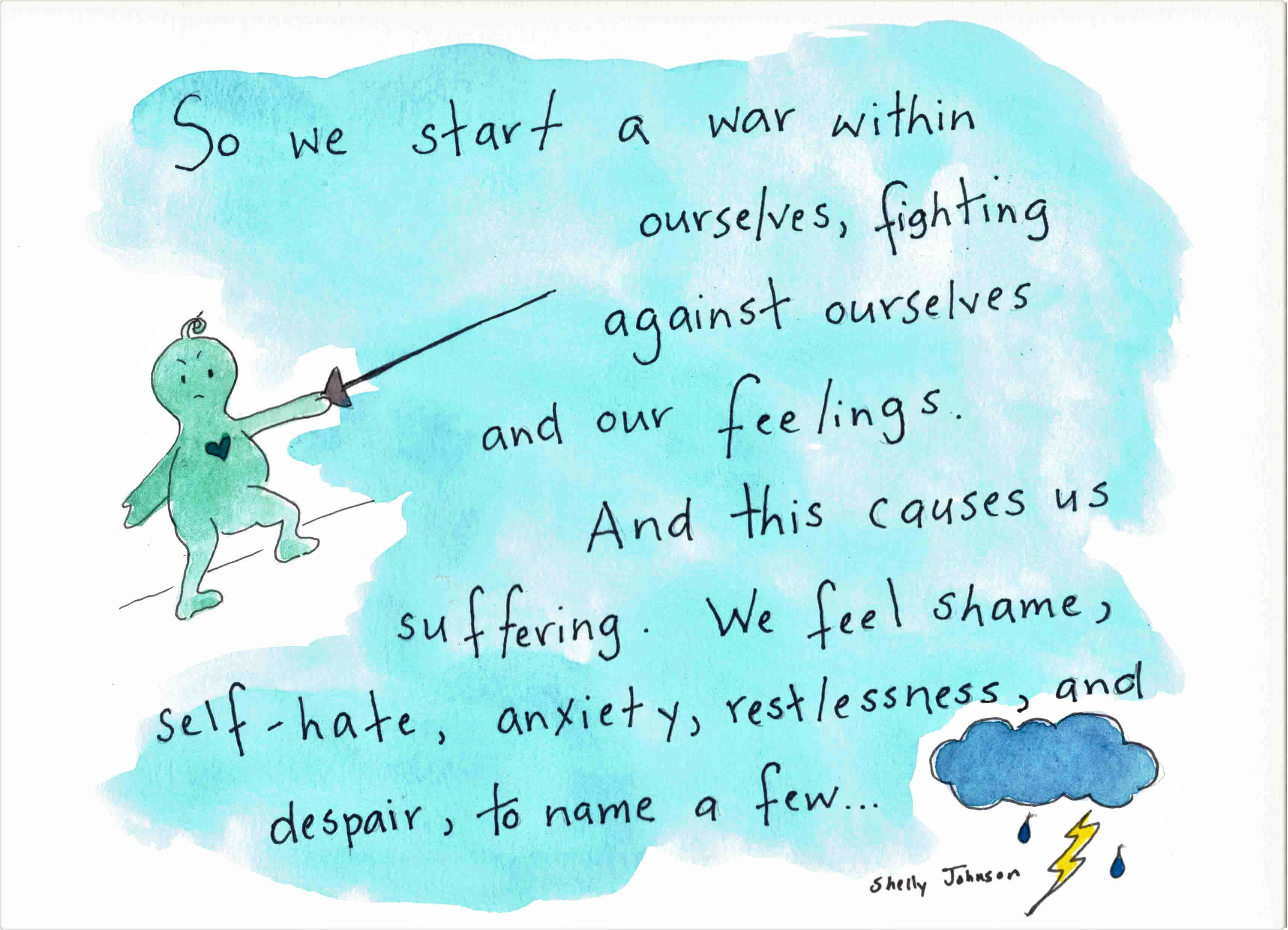 Mindfulness #2