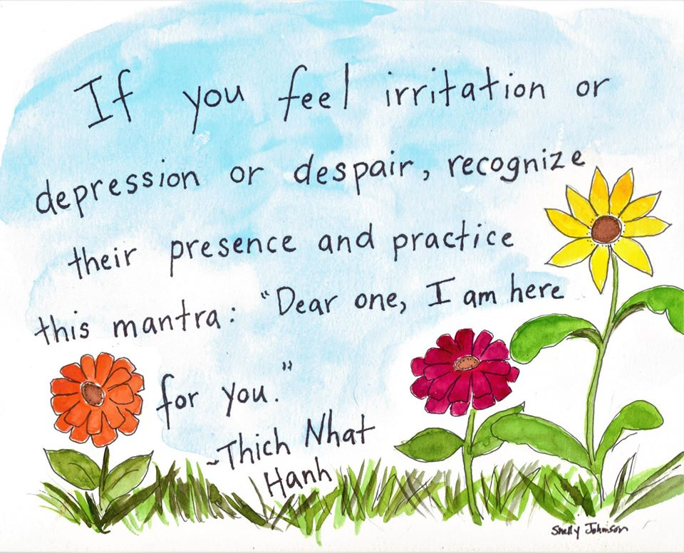 Thich Nhat Hanh #1