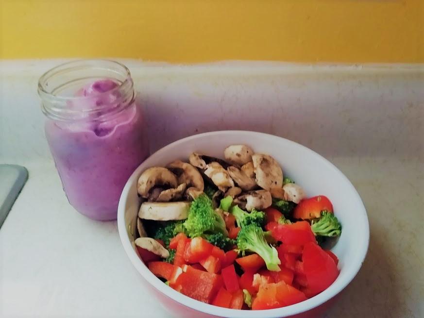 Fruit and veggies (2)